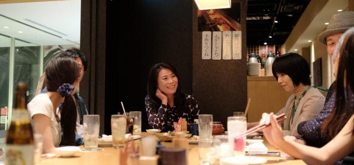 第1回 WheeLog!オフ会@東京を開催いたしました!