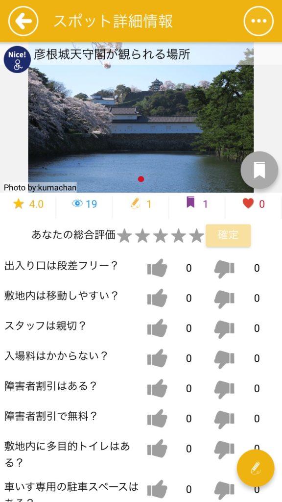彦根城天守閣が観られる場所
